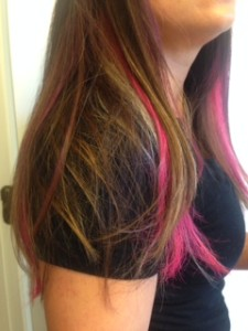 hairchalk temporary color